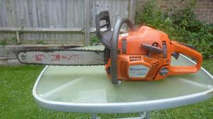 Husqvarna 346xp high rpm professional chainsaw excellent 160