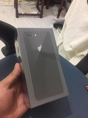 Iphone 8 plus 64gb space grey brand new unopened sealed box. Unlocked.