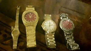 Job lot of watches..plus 1 gents timex.