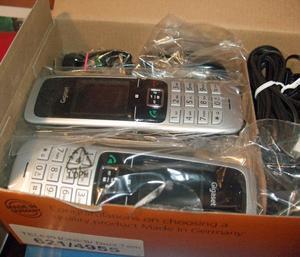 NEW CORDLESS PHONES