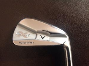 Callaway razr muscleback forged irons