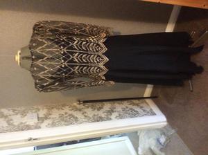 Gina Bacconi evening dress size 14
