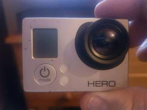 Gopro hero 3 white edition.