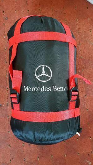 Mercedes Benz travel lute sleeping bag