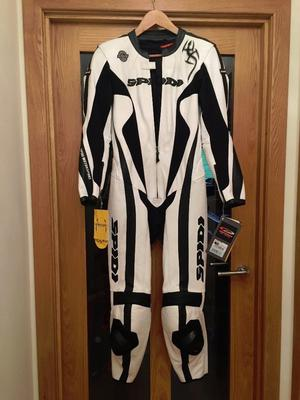 SPIDI Lizard Pro (Leather Pro Perf. Suit) Size 44 Motorbike ladies Clothing
