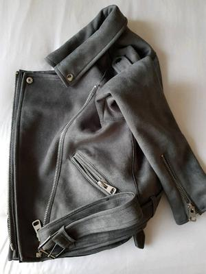 Womens Zara Suede Jacket