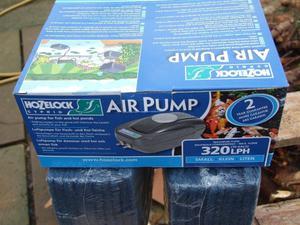 pond air pump