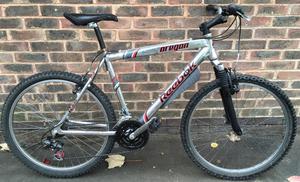 19 inch Reebook Oregon Mountain Track large frame Adults Mountain Bike Bicycle Cycle