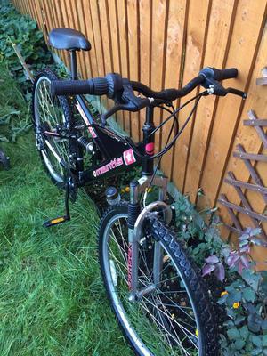 "Adults mountain bike 26"" wheels size Bargain"
