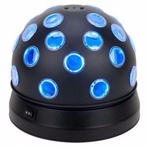 American DJ Mini TRI Ball II - Music operated multi colour effect