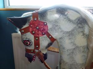 Antique Rocking Horse from J COLLINSON & SONS Liverpool