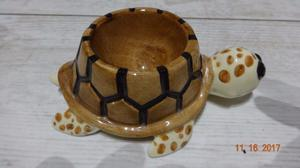 Collectible Tortoise/Turtle Egg Cup
