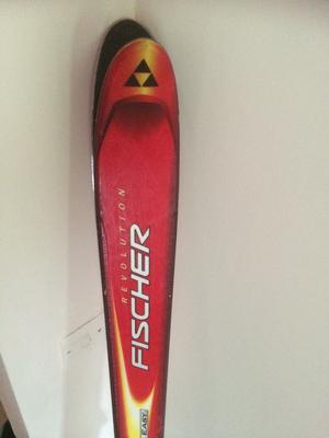 Fisher yellow carver skis for sale posot class