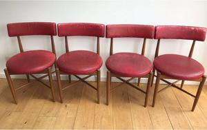 GPLAN G PLAN Vintage DINING CHAIRS