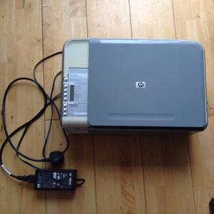 HP PSC  ALL IN ONE PINTER SCANNER AND COPIER