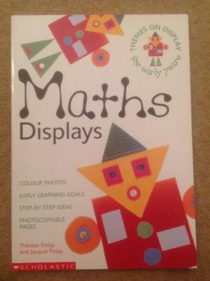 Maths Displays for early years