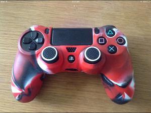PS4 Protective Controller Skin 'Camo'