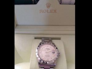Rolex Ladies Mid Size Datejust