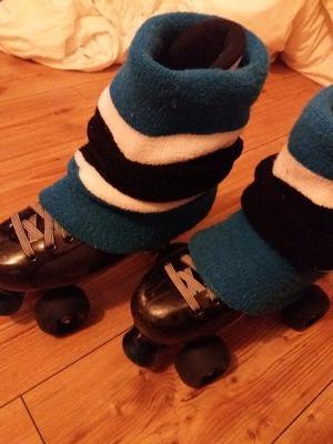 Roller skates size 5