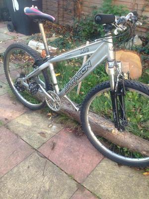 Saracen xilo aluminium jump bike