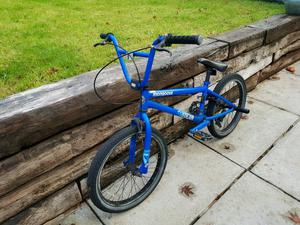 BMX Mongoose bike