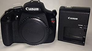 Canon Eos Rebel T5 (Body Only) - Receipt & Warranty