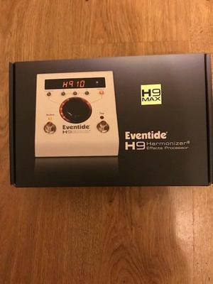 Eventide H9 Max (Boxed and sealed, unused and never opened)