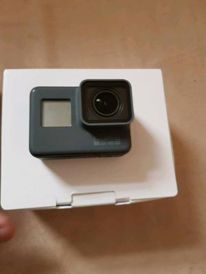 GoPro Hero 5 Black. Boxed with accessories.