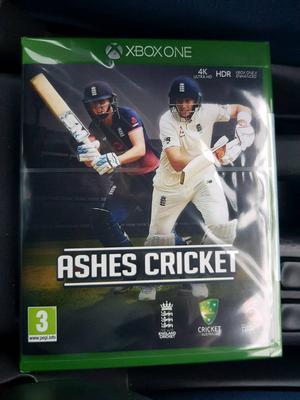 Koch International Ashes Cricket (Xbox One)