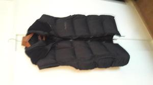 Selection of mens winter coats/body warmers.