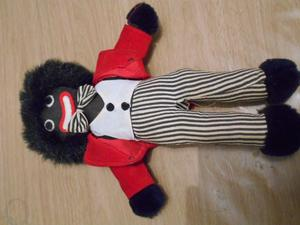 "Vintage Golly Doll 12"" Tall"