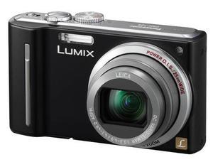 Panasonic Lumix TZ8 camera with hard case and 4GB card