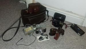 Vintage Voigtlander Camera & accessories