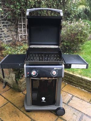 Weber® 2-Burner Gas BBQ