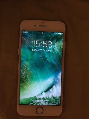 iPhone 6s unlocked,16 gb