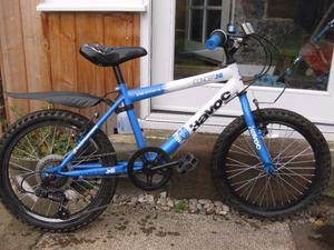 kids bike, Concept Havoc Junior. 18 inch tires, 6 gears. Good condition.