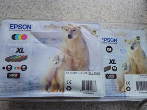 EPSOM POLAR BEAR 26XL Claria Premium ink for Premium Expression range-NEW UNUSED