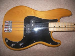 Fender Squier Vintage Modified 70's 4-String Precision Bass / Natural.