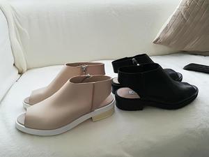 Ladies Clarks leather Sandles