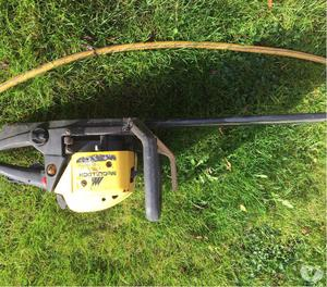 McCulloch Chainsaw and Hedge trimmer
