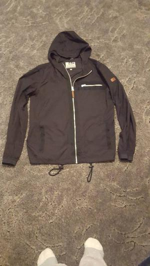 Mens navy jacket. Weekend offender. Small mens