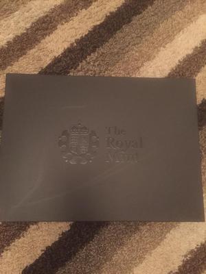 Special ltd edition £1 set