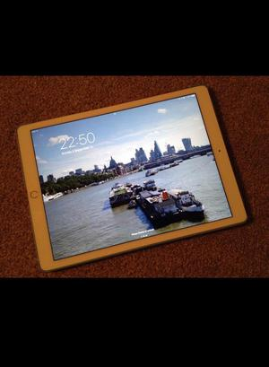 "iPad Pro 12.9"" Gold"
