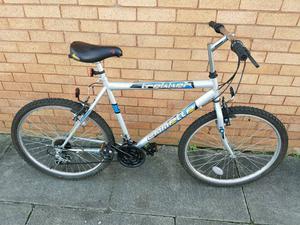 mountain bike with 26 inch wheel