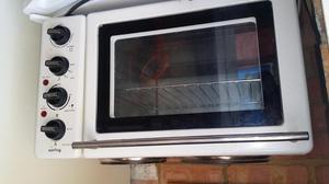 two ring electric cooker oven and grill