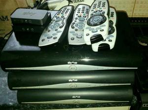 3 x Sky HD Boxes.. £10 Each