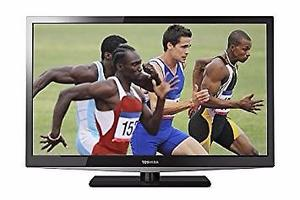 32 INCH TOSHIBA HD LCD TV WITH BUILT IN FREEVIEW ##CAN BE DELIVERED##