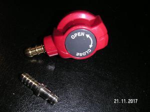 Caravan Gas BBQ adaptors