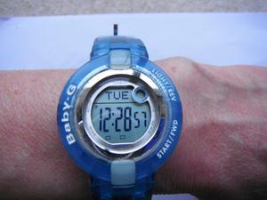 Casio Baby-G women's Quartz watch