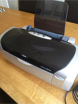 Epson Stylus D88 plus printer